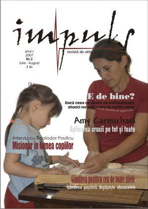 Numarul 2 al revistei Impuls
