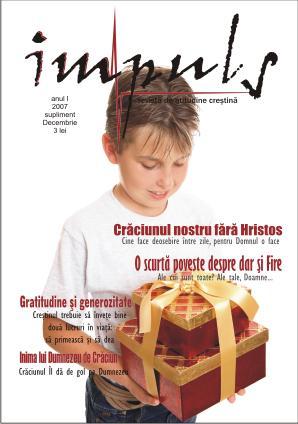 Supliment luna Decembrie2007